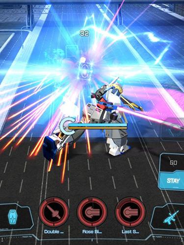 Gundam battle: Gunpla warfare para Android