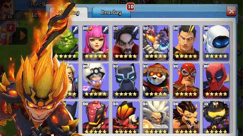 Heroes mobile: World war Z скриншот 1