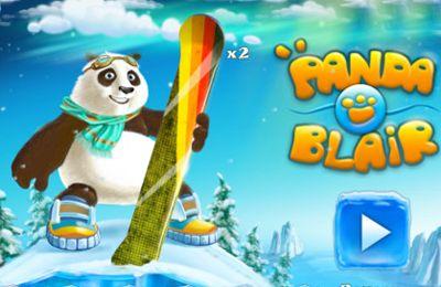 logo Panda Blair!