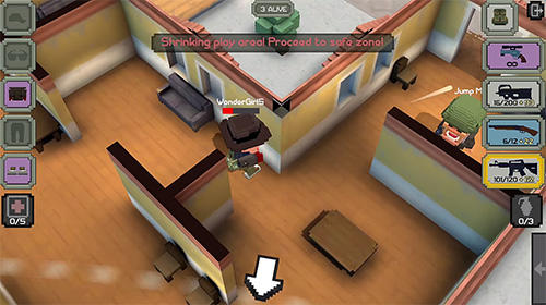 Guns royale: Multiplayer blocky battle royale for Android