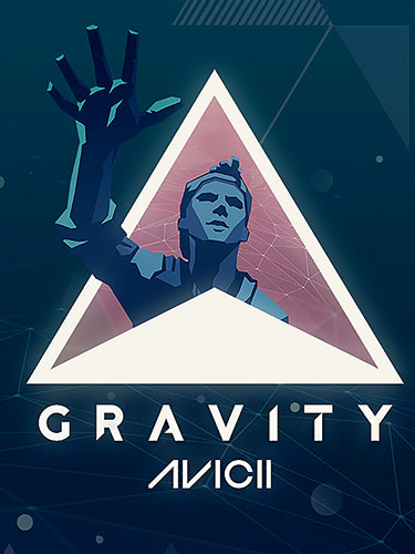 логотип Авичи: Гравитация