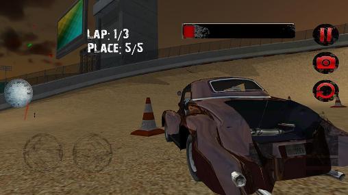 Maximum derby 2: Racing Screenshot