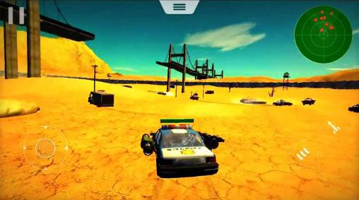Derby Clash of cars: Death racing auf Deutsch