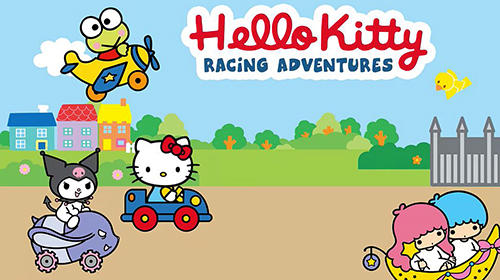 Hello Kitty racing adventures 2 скриншот 1