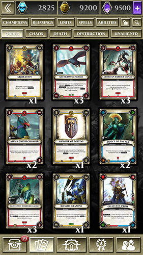 Warhammer: Age of Sigmar. Champions para Android