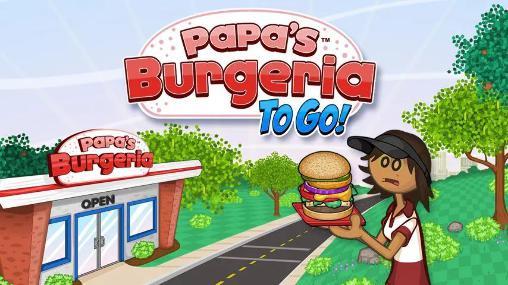 Papa's burgeria to go! captura de pantalla 1