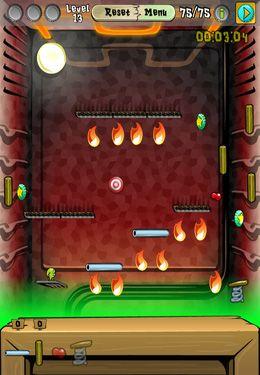 Capture d'écran Fliсflac sur iPhone