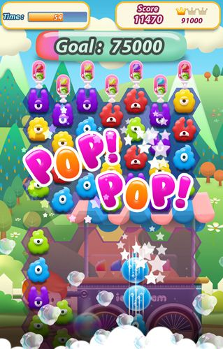 Bubbly Pop für iPhone