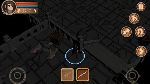 Actionspiele Run gun die für das Smartphone