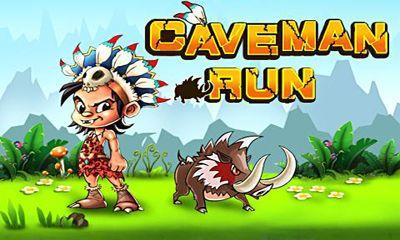 Caveman Run Screenshot