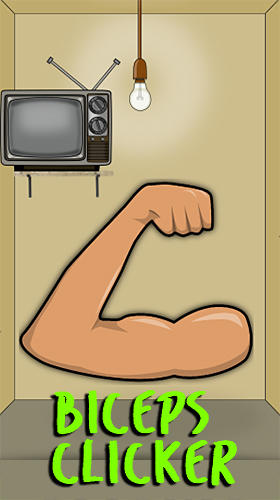 Biceps clicker screenshot 1