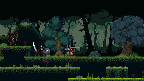 Dark rage RPG pour Android