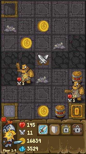 Dungeon loot for Android