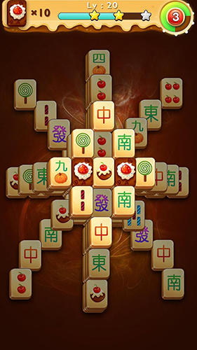 Classic mahjong fruit for Android