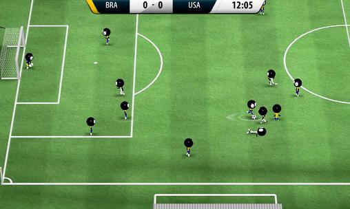 Stickman soccer 2016 für Android