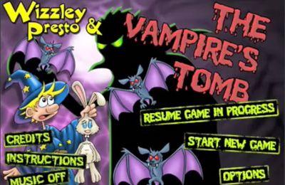 logo Zauberer Presto und die Vampir-Höhle