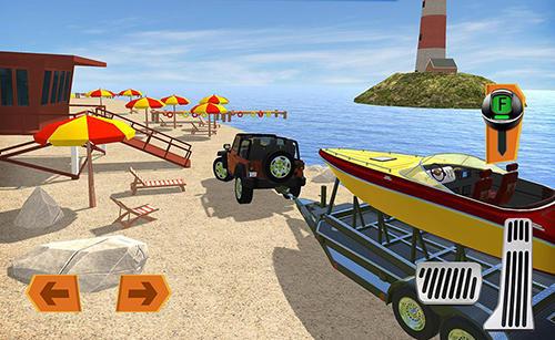 Camper van truck simulator für Android