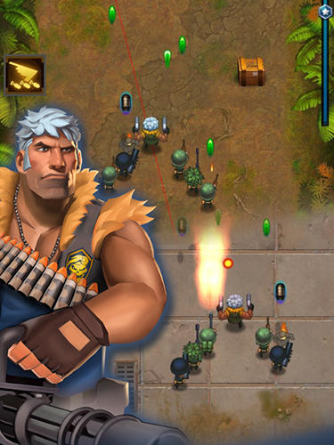 Jackals: Impossible clash mission para Android