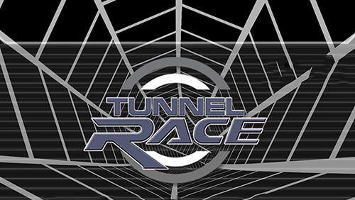 VR Tunnel race скриншот 1