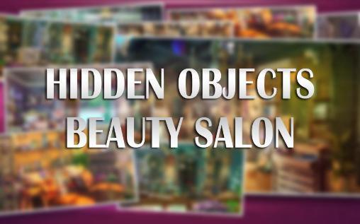 Hidden objects: Beauty salon Screenshot
