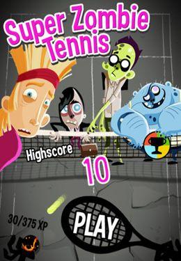 logo Super Zombie Tennis