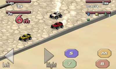 Tiny Little Racing: Time to Rock para Android