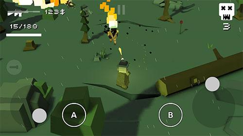 アンドロイド用ゲーム ピクセル・ブーム のスクリーンショット