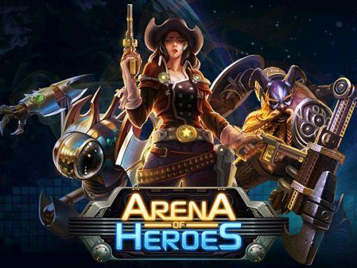 Arena of heroes Screenshot