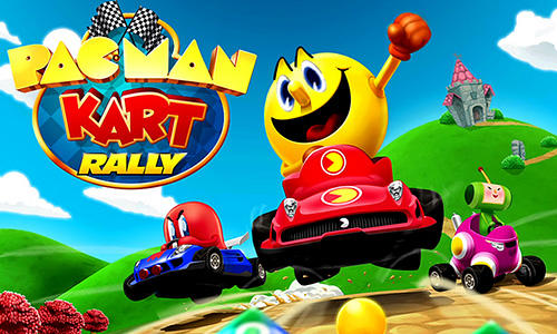 Pac-Man: Kart rally icono