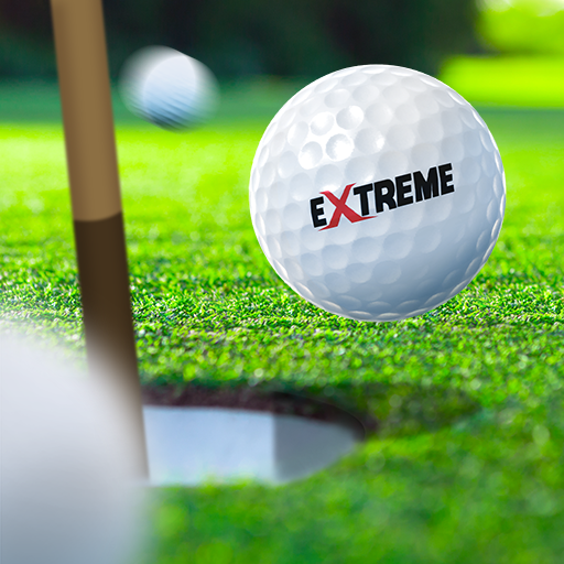 Extreme Golf - 4 Player Battle ícone