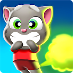 Talking Tom farts Symbol