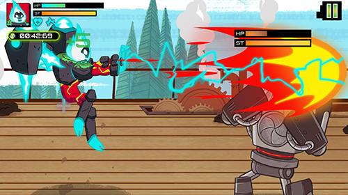 Ben 10: Omnitrix hero для Android
