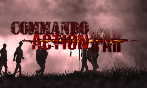 Иконка Commando: Action war