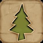 Evergrow: Paper forest Symbol