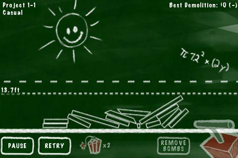 Captura de pantalla Implosión XL en iPhone