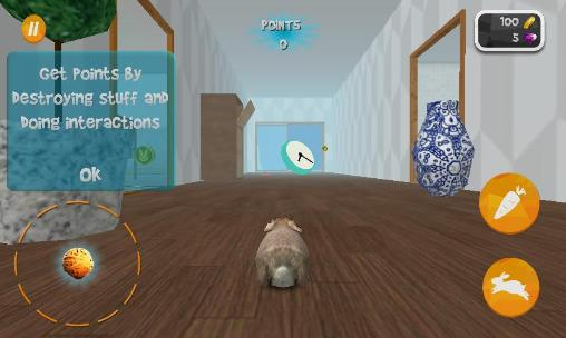 Bunny simulator for Android
