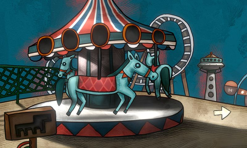 ISOLAND: The Amusement Park für Android