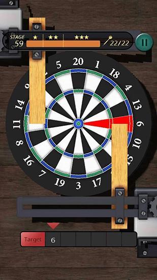 Sport Darts king auf Deutsch