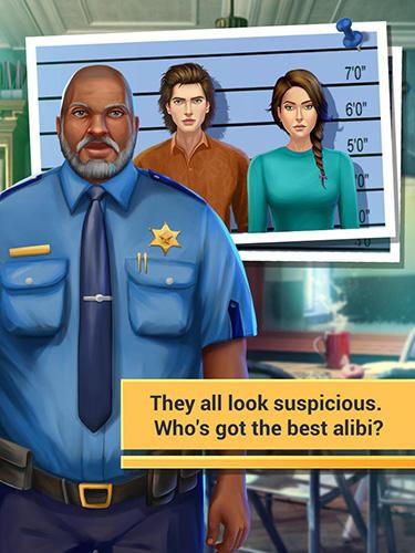 Detective love: Story games with choices auf Deutsch