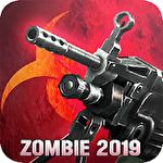 Zombie defense shooting ícone