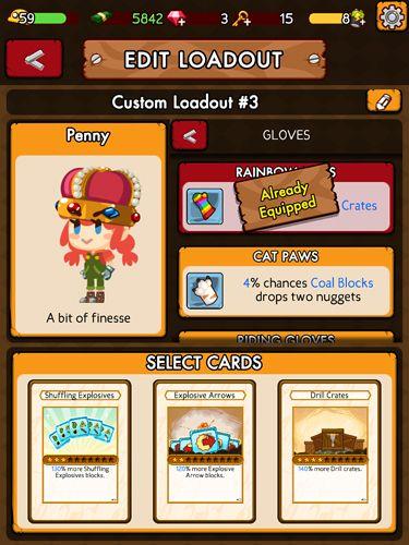 Arcade-Spiele: Lade Taschenmine 2 auf dein Handy herunter