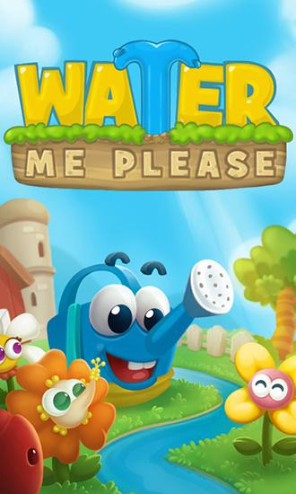 Water me please! Brain teaser Screenshot