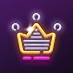 Neon it! 3D light art puzzle icono