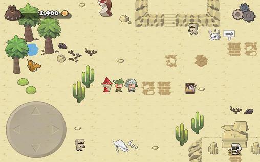 Ritter-Spiele Nine: Knights auf Deutsch
