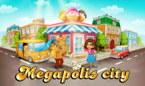 Megapolis city: Village to town Screenshot