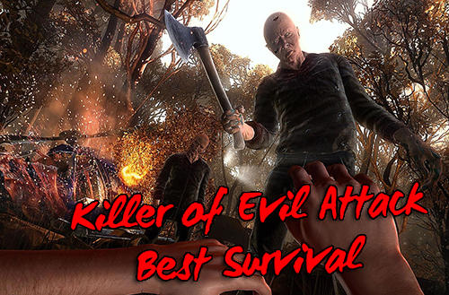 キラー・オブ・エビル・アタック: ベスト・サバイバル・ゲーム スクリーンショット1