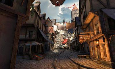 Epic Citadel Screenshot