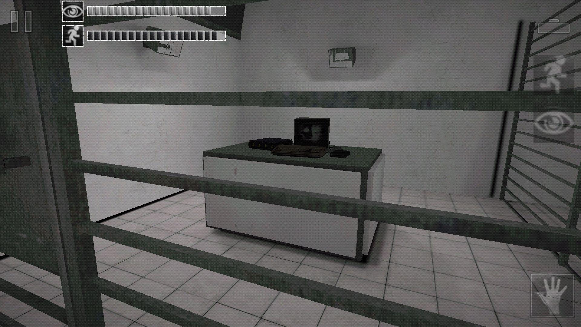 SCP - Containment Breach Mobile capture d'écran 1