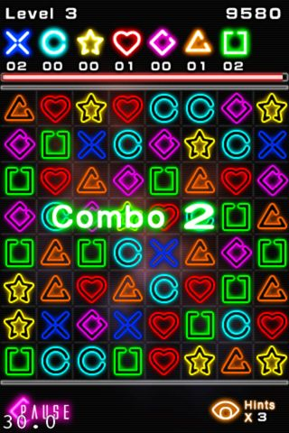 Glow jeweled for iPhone for free