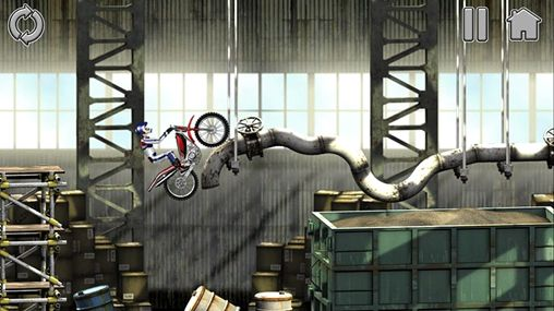 Arcade games: download Bike mania 2 to your phone